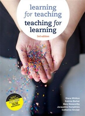 Learning For Teaching, Teaching For Learning With Student Resource Access 12 Mon