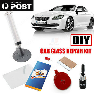 2018 Auto Car Glass Windscreen Windshield For Chip Crack Bullseye DIY Repair Kit