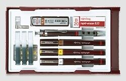 Rotring Rapidograph 3er College Set 25/35/5 - S0699520