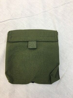 Eagle Industries Side Plate Pouch OD Green LE Marshals SWAT DFLCS CIRAS