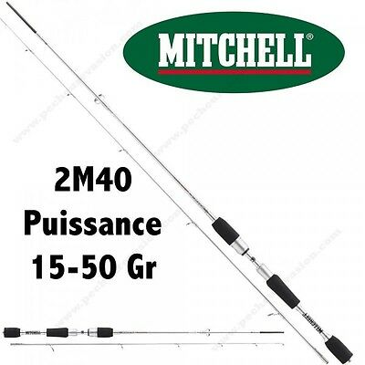 Canne Mitchell Avocet Powerback Spin 242 15-50 Gr