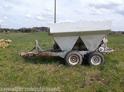 Used 4 ton Tandum Ferterlize Spreader
