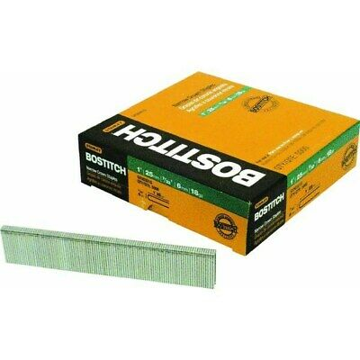 Galvanized Finish Staples,No SX50351/2G-7M,  Stanley Bostitch