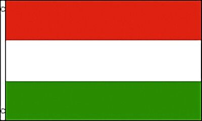 Large 3' x 5' High Quality 100% Polyester Hungary Flag - Free Shipping