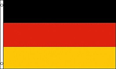 Large 3' x 5' High Quality 100% Polyester West Germany Flag - Free Shipping