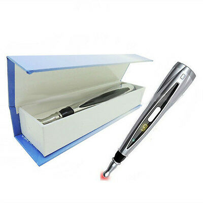 Therapy Pen Electronic Acupuncture Meridian Energy Heal Massage Pain Relief New