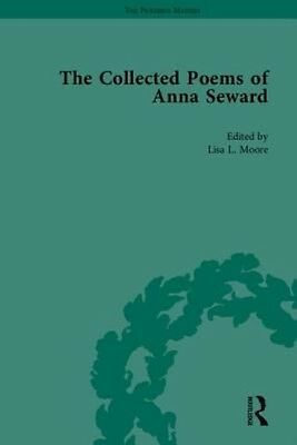 The Collected Poems of Anna Seward by Hardcover Book (English)