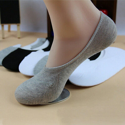 5 Pairs Men Women Fashion Low Cut Crew Cotton Ankle Sport Socks Casual Socks New