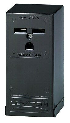 Surface Power Outlet,No 5376,  Leviton Mfg Co