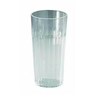 Clear Plastic Tumbler,No 116,  Arrow Plastic Mfg Co PACK OF 6