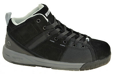 Wolverine Men's Marshalled Hi Steel-Toe Work Shoes Style W10429