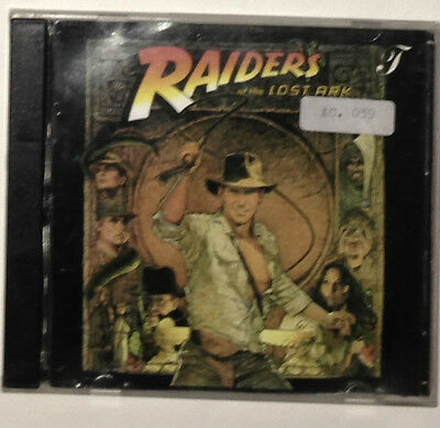 Video Cd Raiders Of The Lost Ark