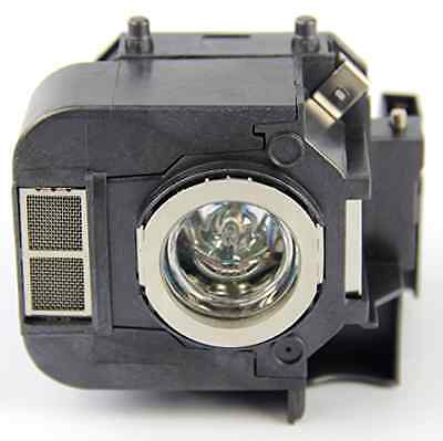 Projector Lamp ELPLP50 / V13H010L50 w/Housing For EPSON Projectors and 1-Year Re