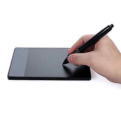 Huion Digital Stylus Design Tablet Game Pad 420 Black for Signature or OSU