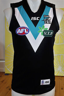 PORT ADELAIDE POWER  HOME   guernsey  CLEARANCE  MEN XS to 4XL    NEW STOCK
