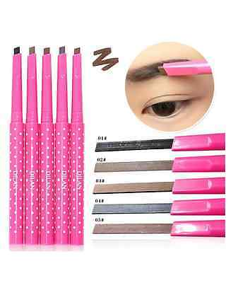 New Waterproof Eyebrow Definer Pencil Eye Brow Liner Powder Shaper Makeup Tool