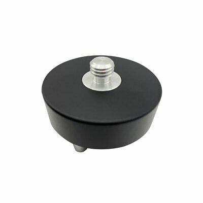 NEW GPS Fixed THREE-JAW TRIBRACH Adapter with centre screw 5//8 rotate for GPS