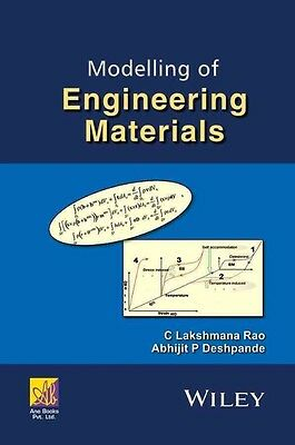 Modelling of Engineering Materials by C. Lakshmana Rao Hardcover Book (English)