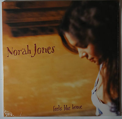 Norah Jones - Fells Like Home LP NEU/SEALED vinyl gatefold sleeve