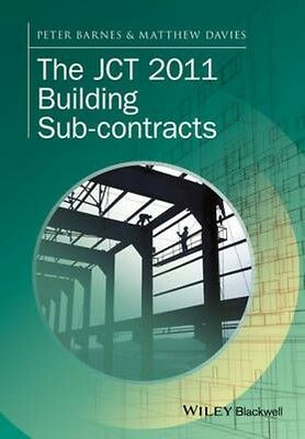 Jct 2011 Building Subcontracts by Peter Barnes Paperback Book (English)
