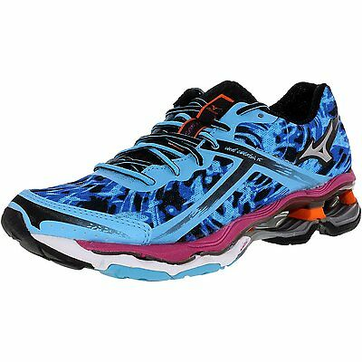 Mizuno Women's Wave Creation 15 Ankle-High Fabric Running Shoe