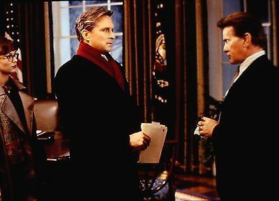 "MICHAEL DOUGLAS in ""The American President"" - Original 35mm COLOR Slide - 1995"