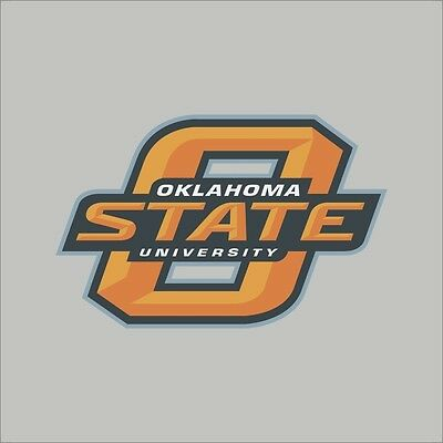 "Oklahoma State OSU Cowboys Color Vinyl Decal Sticker You Choose Size 2/""-38/"""