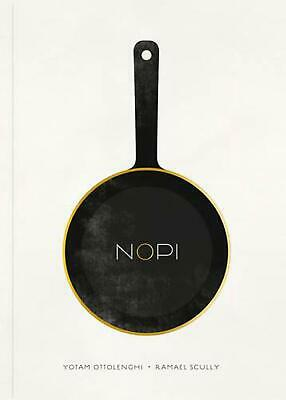 Nopi: The Cookbook by Yotam Ottolenghi Hardcover Book