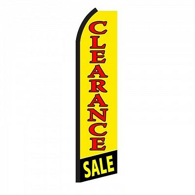 Clearance Sale Swooper Flag Feather sign mobile Banner 15' wheel mount kit