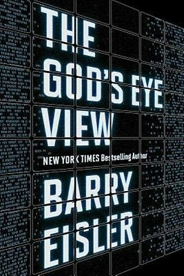 The God's Eye View by Barry Eisler Hardcover Book (English)