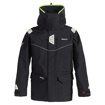 Musto MPX Offshore Jacket - Black