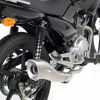 Yamaha Ybr125 Leovince Cobra Complete Race Exhaust System *lower Price*in Stock*