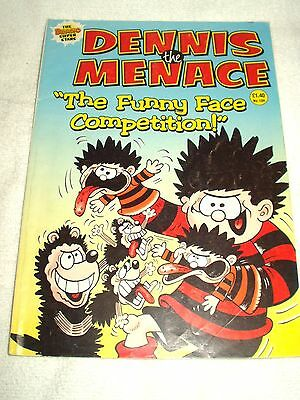 UK Comic Beano Superstars Dennis The Menace Issue No 109 2001