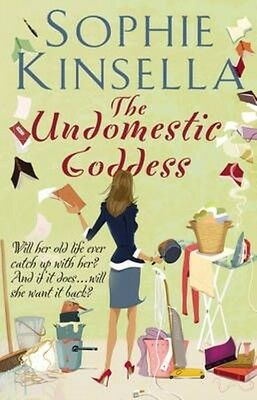 The Undomestic Goddess by Sophie Kinsella Paperback Book