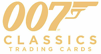James Bond 007 Classics 2016 - The World Is Not Enough Basic Trading Card Set