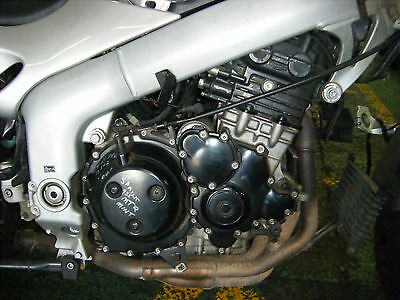 TRIUMPH SPRINT 955 ENGINE / MOTOR 37k's