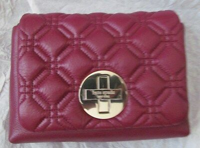 COACH Signature CARD CASE F63279 - NWT