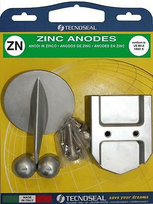Mercury Mercruiser Anode Kit ALPHA ONE GENERATION ONE ZINC Anodes *NEW*