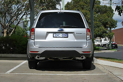 Subaru Forester Chrome Exhaust Tips fits all 44-60mm exhaust pipes