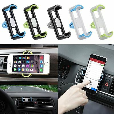 360° GRILLE AERATION AIR VENT support voiture smartphone TELEPHONE GPS Universel