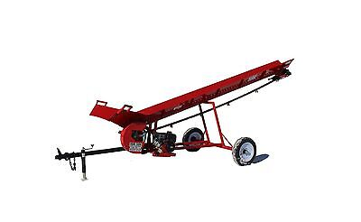Hud-Son Forest Chain Conveyor Wood Elevator Firewood Elevator