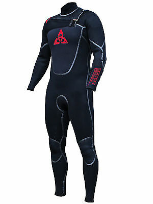 2015/16 O'Shea Stealth Code Red  5 x 4 x 3  Mens Wetsuit  Surfing ,Windsurf