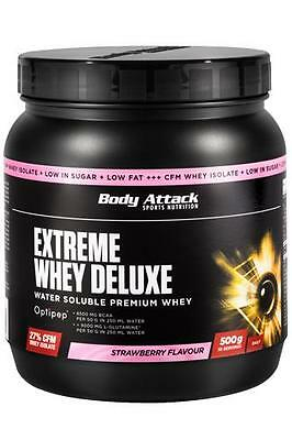 (29,98 € / kg) BODY ATTACK EXTREME SIERO Deluxe - 500 gr.