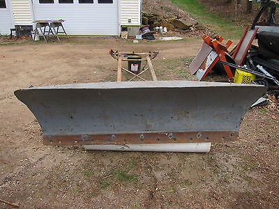 VINTAGE PLOW for 3 pt hitch - Ford 2N 8N NAA includes all brackets & new cable