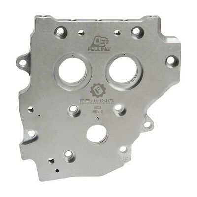 Feuling OE+ Cam Plate for Harley 06 Dyna 07-16 Twin Cam Chain or Gear Drive 8033