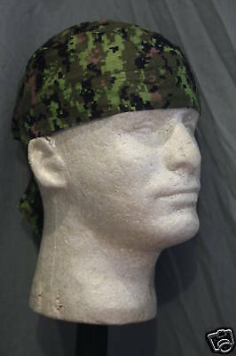 Canadian Digital Cadpat Camo Head Wrap