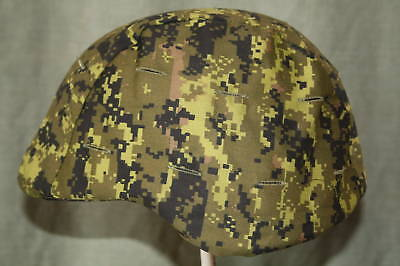 Canadian Digital  Helmet Cover/ Fits aftermarket size 55-57