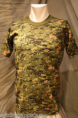 Canadian Digital Camo T-shirt -  X Large