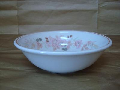 Boots Hedge Rose  Cereal Bowl