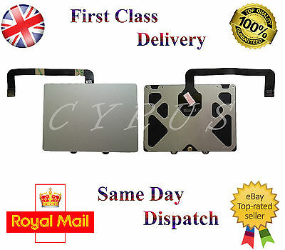 """New Geniune Apple Trackpad Touchpad + Cable For MacBook Pro 15"""" A1286(2009-2011)"""
